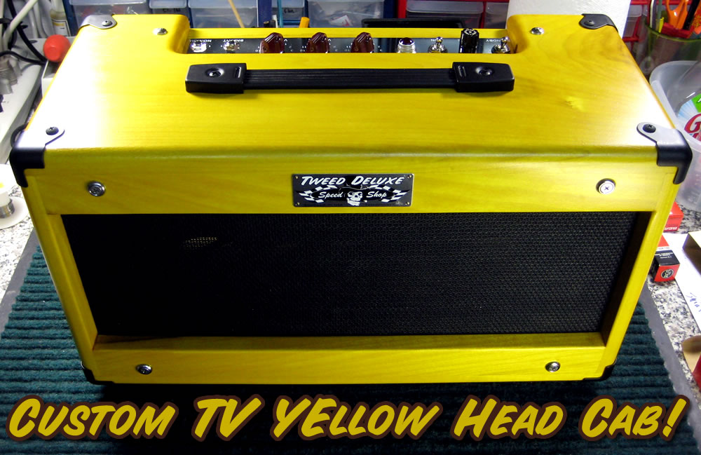 5E3 Head in TV Yellow