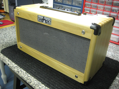 Tweed Deluxe Head
