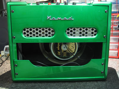Hot Rod Amplifier
